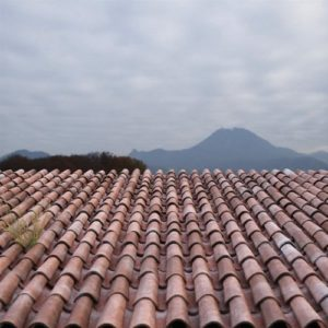 Texturas de telhas