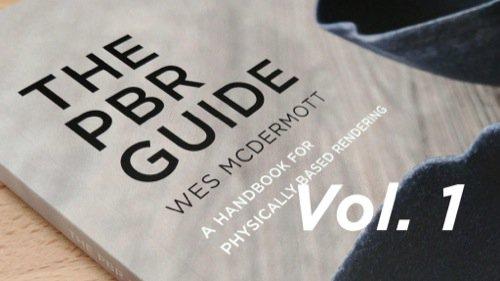 Livros gratuitos sobre PBR no Substance Designer