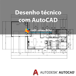 Aprenda a criar desenho técnico com AutoCAD