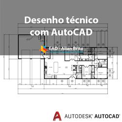 Aprenda a criar desenho técnico com AutoCAD