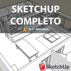 Curso completo de modelagem e render com SketchUp