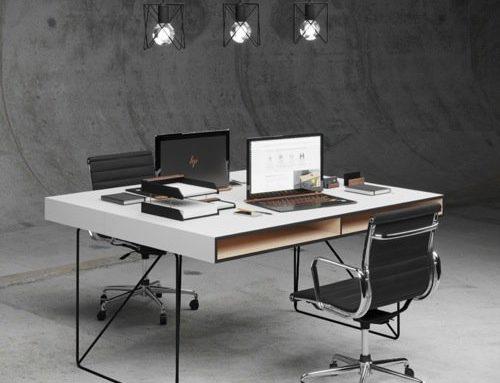 Download gratuito de móveis para escritório