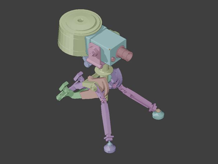 Workshop de modelagem poligonal com Blender 2.8