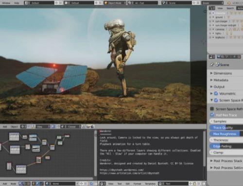 Workshop gratuito de Blender 2.8 atualizado