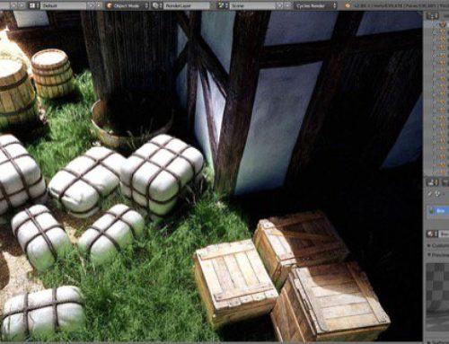 Armory 3D vai mudar a maneira de criar jogos no Blender