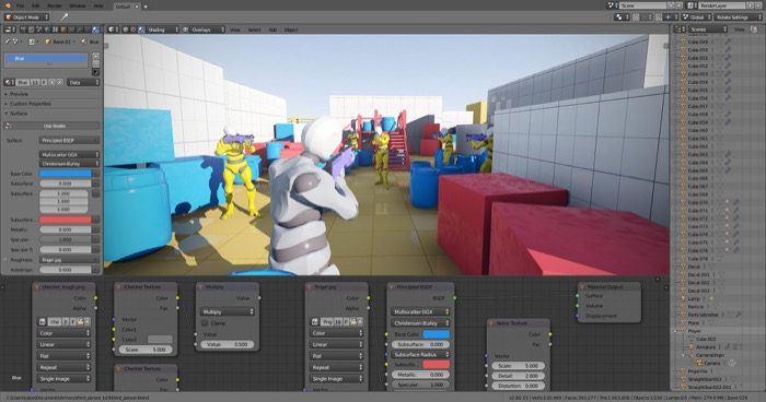 Armory 3D 0.4 Disponível para download