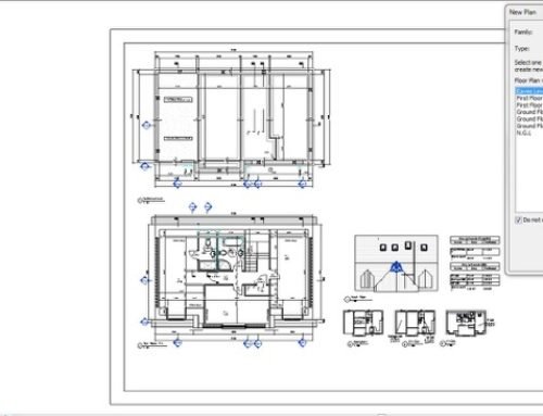 Download gratuito de projeto completo no Revit