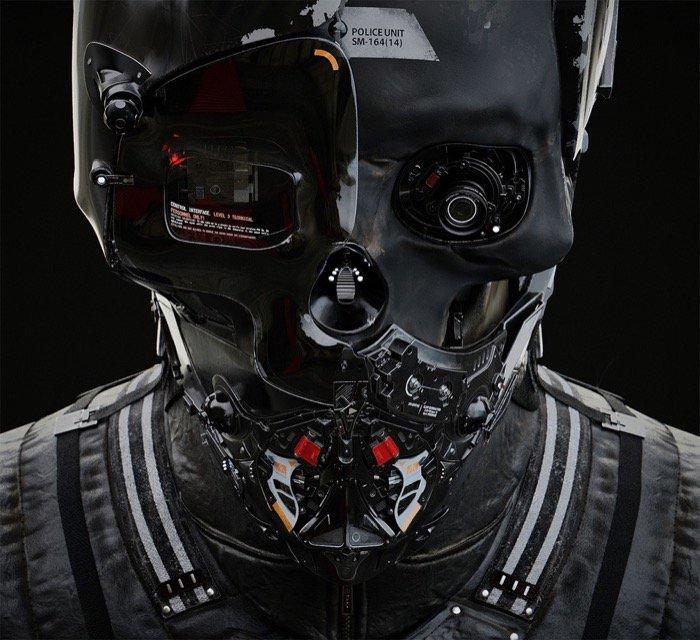 Download gratuito de personagem realista no Blender