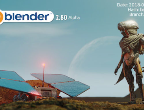 Revelada a data de lançamento do Blender 2.8