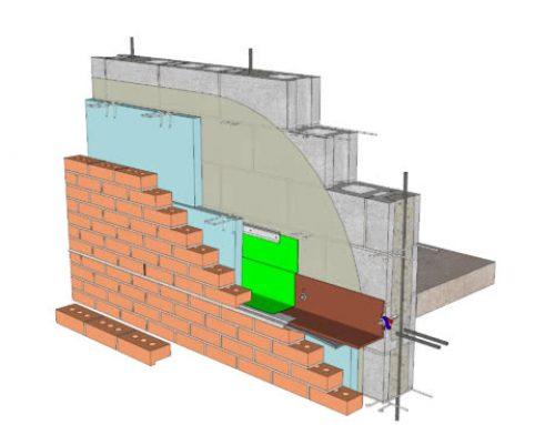 Detalhes construtivos para alvenaria no SketchUp