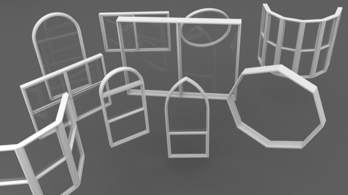 JARCH Vis atualizado para o Blender 2.8