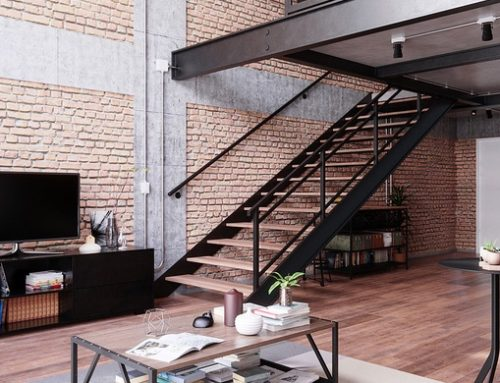 Arquitetura de interiores: Loft industrial com Blender Cycles